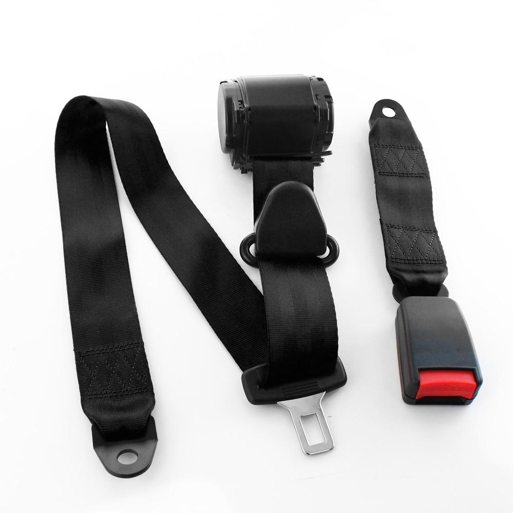 Car Seat Belt Webbing Safety Belt Extension (5)