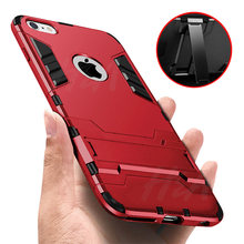 d51f16b624e H&A Luxury 360 Armor Phone Case For iPhone X 7 8 6 6s Plus 5 5s SE  Shockproof Hard Protective Cover For iPhone 7 8 Plus X Cases