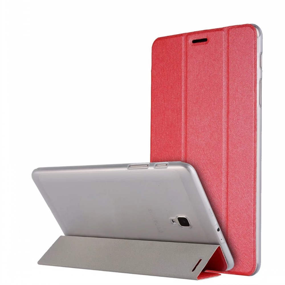 Case For Samsung Galaxy Tab A 8.0 2017 SM-T380 SM-T385 Ultra Slim Trifold Smart Wake Sleep Cover For Samsung Galaxy Tab A2 S 8.0