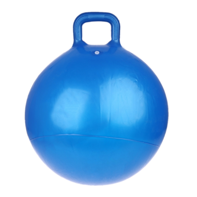 New 24 Gorgeous Inflatable Jump Ball Hopper Super Big Bounce Retro Ball With Handle Gift 60cm Bounce Ball Buy At The Price Of 10 99 In Aliexpress Com Imall Com