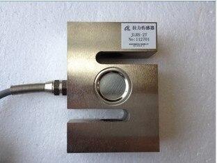 Sensor de pressão do calibre de tensão da célula de carga S sensor de balança eletrônica Sensor de Pesagem kg KG KG 50 20 10 5 KG 100 KG 200 KG 300 KG 500 kg 1 T