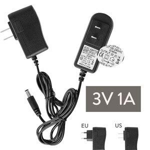 Image 5 - DC 12 v 3 v 6 v 19 v 20 v 1A 200mA 300mA 500mA 600mA UNS EU Plug Power versorgung Adapter Transformator Für LED Streifen licht Eingang 100 240 v