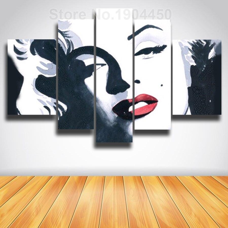 Famoso Enmarcadas Marilyn Monroe Fotos Ornamento - Ideas ...