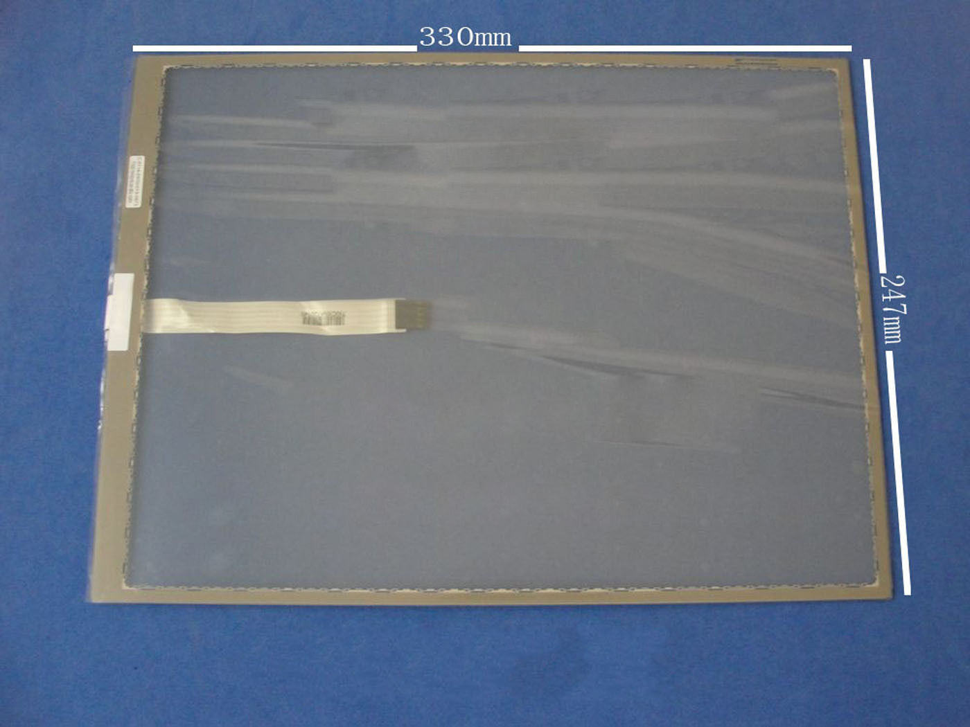 15 inch HIGGSTEC 5 wire industrial Touch Screen Glass Panel Digitizer T150S-5RAB01N-0A18R0-150FH
