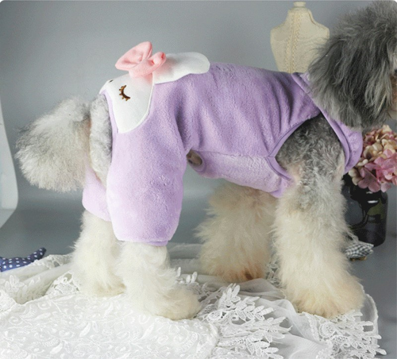 cute dog jumpsuit winter (10)