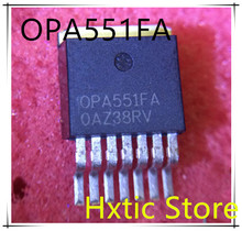 NEW 5pcs/lot OPA551FA/500 OPA551FA OPA551 TO263-7