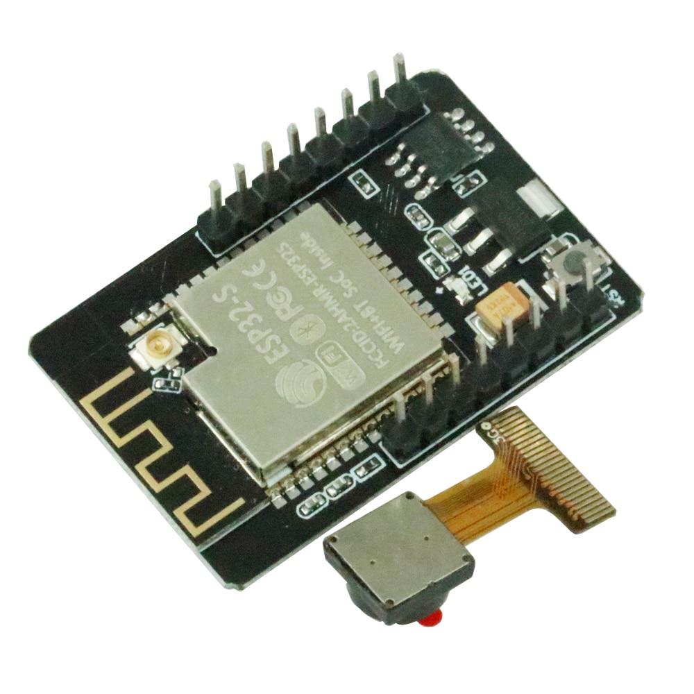 HOT SALE] TTGO T Camera ESP32 WROVER & PSRAM Camera Module