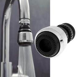Кухня кран насадки для душа экономайзер фильтр поток воды вытащить ванная комната Универсальный пластик 360 Поворотный