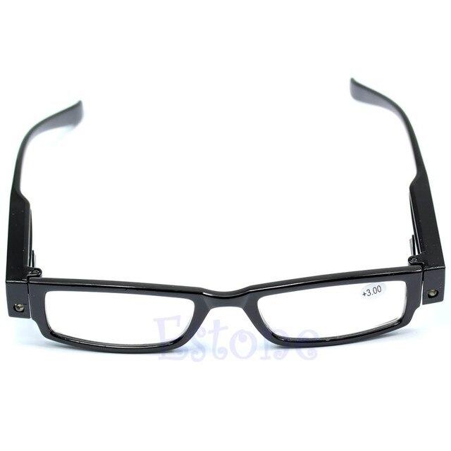 ab617b4c86 1 uniunid Multi Strength gafas de lectura gafas dioptrías lupa LED iluminar  regalos de Navidad #