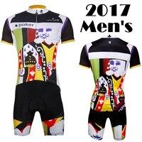 Men S Pro Cycling Jerseys 2017 PALADIN Cycling Sportwear Quick Dry Bicycle Racing Jersey BIB Bike