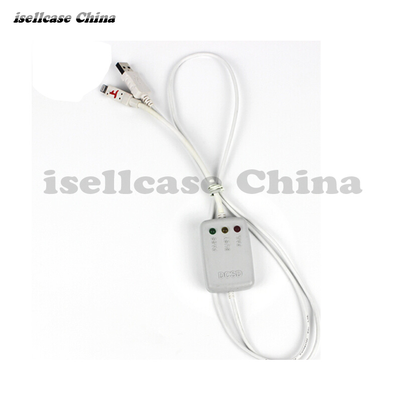 Wozniak DCSD USB cable Mobile phone 64Bit for iphone hdd test fixture line Hard disk engineering