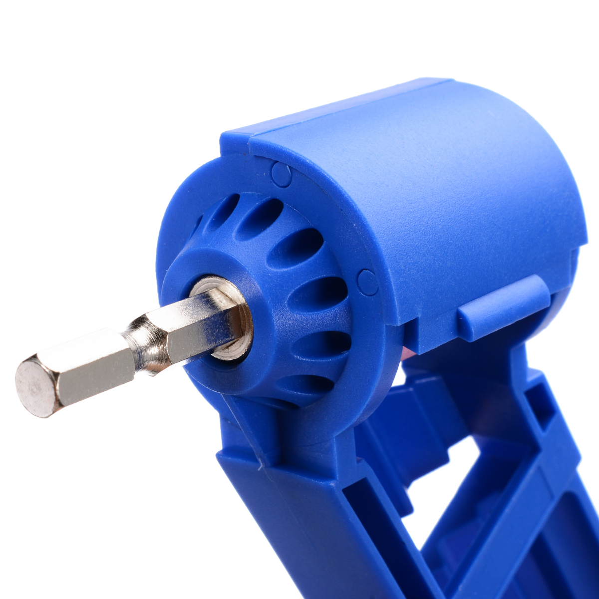 Durable Drill Bit Grinder ABS + Corundum Grinding Wheel Drill Bit Sharpener Electric Titanium Drilling Powered Tool