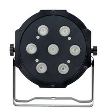 Professional 5/8 Channel AC100-240V DMX-512 RGB LED Stage PAR Lighting Sound Active Stage Light Strobe Party Disco Show(China)