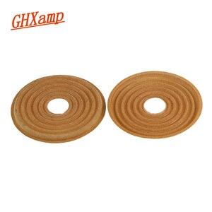 Image 1 - Ghxamp 115 мм 8 дюймовый динамик паук пружинная панель низкочастотный динамик сабвуфер цилиндрическая волна шрапнель Diy 25 мм 2 шт.