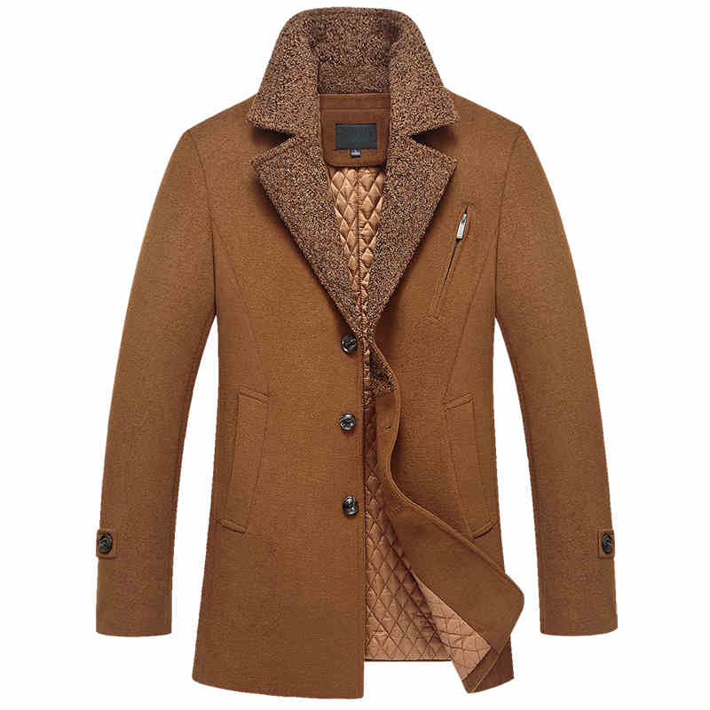 Popular Mens Wool Winter Coats-Buy Cheap Mens Wool Winter Coats ...
