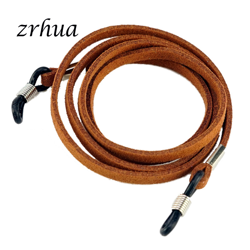 ZRHUA New Design High Elasticity Sunglasses Lanyard Strap Necklace Eyeglass Glasses Chain Cord Reading Glasses Strap Decoration