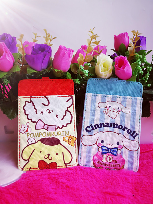Luggage & Bags Shop For Cheap Ivyye 1pcs Doraemon Mickey Anime Plush Card Holder Pu Cartoon Credit Id Bags Zipper Coin Bus Card Wallet Kid Girls Gifts New