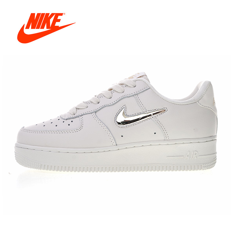 Original New Arrival Authentic Nike WMNS Air Force 1 '07 PRM LX Women's Skateboarding Shoes Sneakers Good Quality AO3814-001 сникеры nike сникеры wmns nike court borough mid