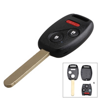 2 1 Buttons 313 8Hz Replacement Remote Car Key Fob Transmitter Clicker Alarm With Chip46 For
