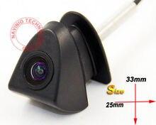 For Sony CCD Toyota Rav4 Corolla Camry Prado Car Front logo Autoradio Sensor font b Camera