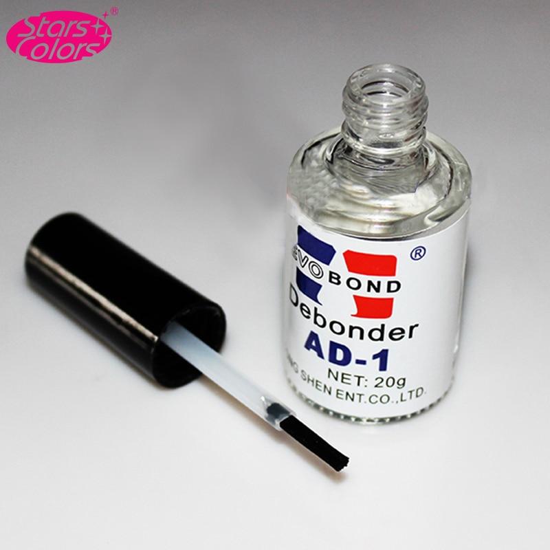 10ml Eyelash Lim Remover Eyelashes Extensions Adhesive Debonder - Smink - Foto 2