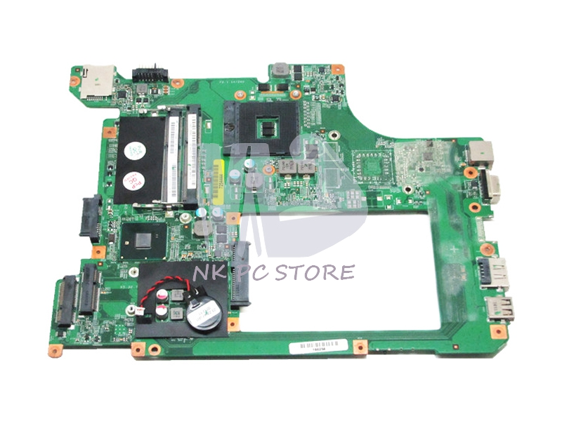 48.4JW06.011 Main Board For Lenovo B560 Laptop Motherboard HM55 HD DDR3 10203-1 LA56 04y1168 motherboard for lenovo thinkpad edge e430 laptop main board qile1 la 8131p hd4000 graphics 14 ddr3