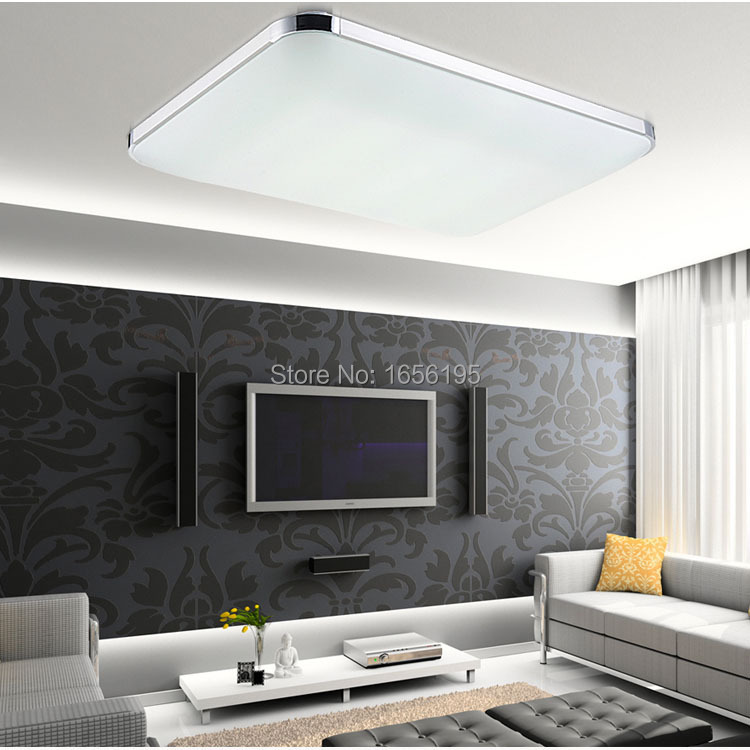 LED Ceiling Lamp for Home Lustre Luminaria Ceiling Lamp Lustres Luminarias 15w 23w 24w 48w 72w Ultra Thin Ceiling LED Lights tiffany mediterranean style peacock natural shell ceiling lights lustres night light led lamp floor bar home lighting