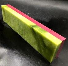 3000 + 10000 rojo Rubí piedra de afilar afilador de cuchillos de Piedra de Aceite de grano 200*50*25mm (tamaño grande) de piedra amoladora