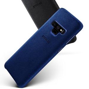 Image 5 - Samsungหมายเหตุ 9 100% ของแท้หนังนิ่มติดตั้งกรณีProtector Samsung Galaxyหมายเหตุ 9 Galaxy Note9 ฝาครอบ