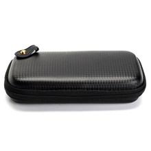 Vape bag X6 Electronic Cigarette Portable Vape Bag Storage Tools Travel Case Box Mini portable storage multi-function zipper bag(China)