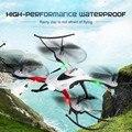 Quadrocopter rc drone jjrc h31 impermeable resistencia a caer uno tecla de retorno 2.4g 6 axis rc quadcopter del helicóptero de rc vs jjrc H37