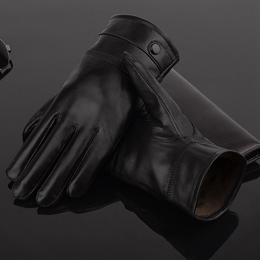 Black gardening gloves - Black Gardening Gloves