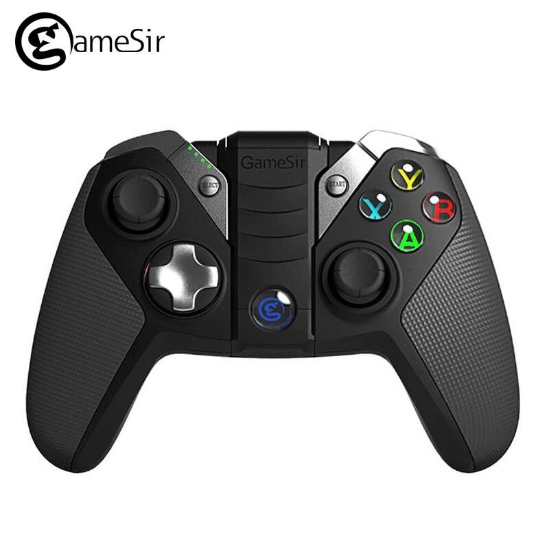 GameSir G4s Gamepad Para SONY Controlador Bluetooth 4,0 Inalámbrico Snes Nes N64 Joystick PC Para PS3