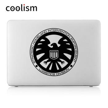 "Agents of Shield Vinyl Laptop Sticker for Apple MacBook Decal 11"" 12"" 13"" 15 Air Pro Retina Mac Cover Skin Book Notebook Sticker"