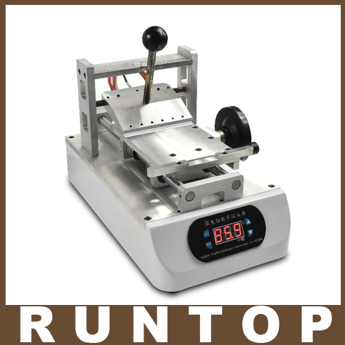New Arrival LCD OCA Glue Polarizer Removing Machine for Mobile Phone no need mould