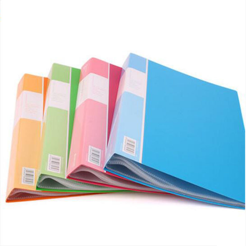 Free shipping A4 size multi type loose leaf file folder student stationery fichario escolar papelaria carpetas carpeta/W008 free shipping business office school stationery products data volumes inset bag a4 loose leaf carpetas folder pasta escolar002