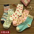 Hot sale! Women's Socks Christmas Gift Fashion Cotton Sock Casual Women Men Sock Wholesale Couples Socks 3WZ014