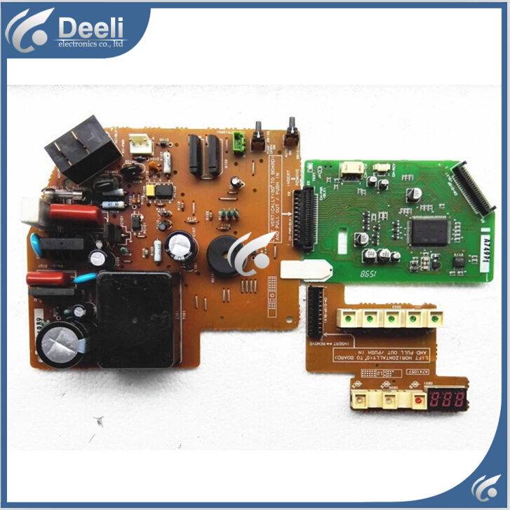 95% new good working for air conditioning motherboard control board A74988 74989 74991 CS-G120KC 3pcs/set