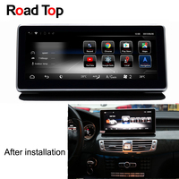 Android 7.1 Octa 8 Core 2+32G Car Radio GPS Navigation WiFi Bluetooth Head Unit Screen for Mercedes Benz CLS W218 2010 2014