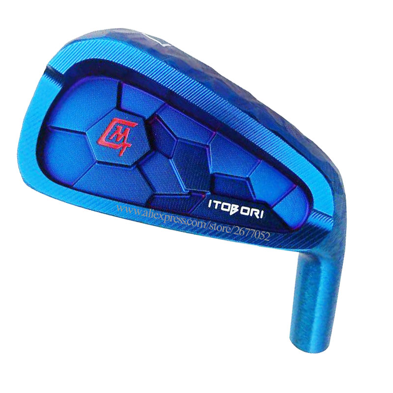 Cooyute New Golf Clubs Itobori Forged Golf irons 4-9 P Clubs Steel shaft R or S irons Golf shaft Free shipping