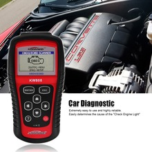 Obd2 Scanner Car Diagnostic Code Reader Maxiscan MS509 Obd2 Auto Diagnostic Scanner Work For Us/asian/european Vehicles