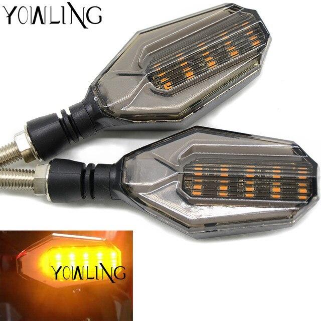 FOR HONDA CBR 600 F2,F3,F4,F4i CBR900RR CBR1000RR CBR954RR CB600F Signal Lights Daytime Lamp Motorcycle Turn Signals Turn Lights