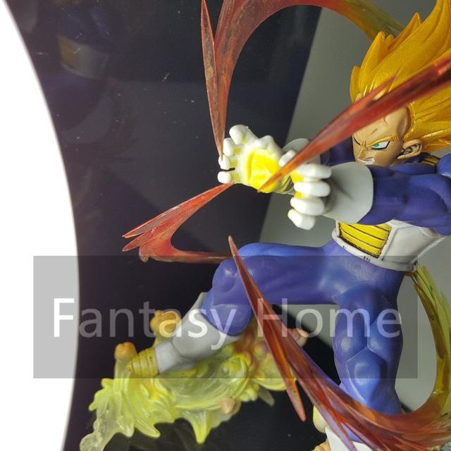 Original Dragon Ball Z Lamp Vegeta