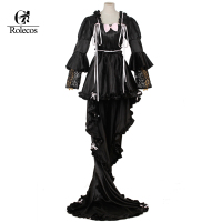 Custom Size Anime Chobits Chii Cosplay Costume Dress For Halloween Party