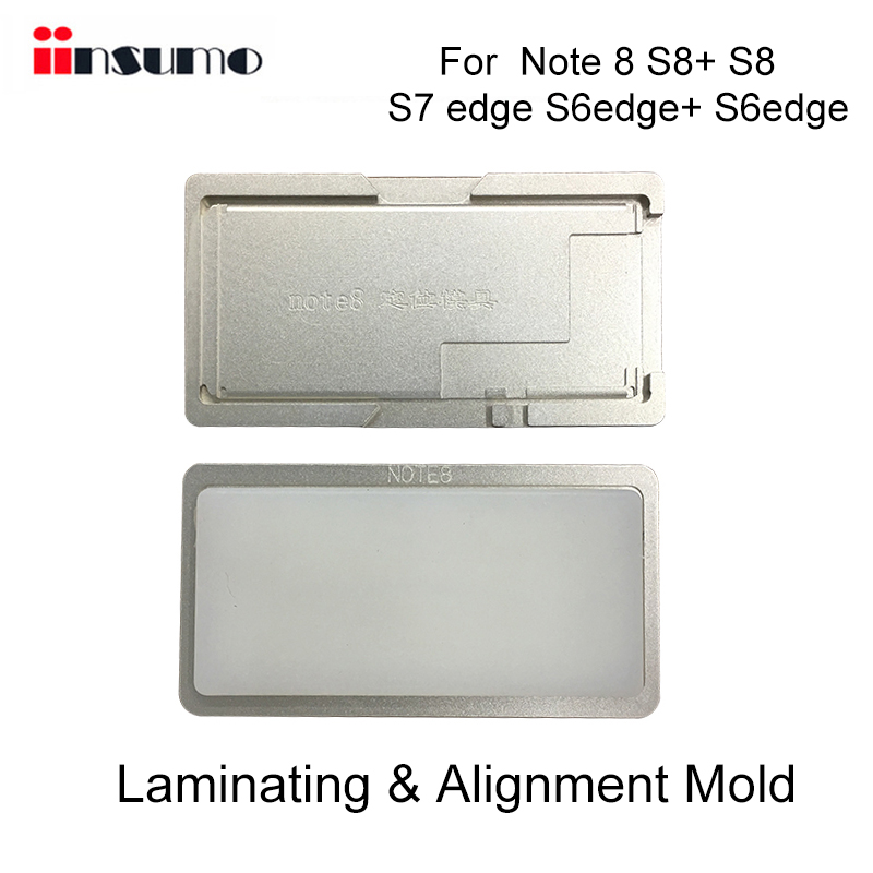 Precise Positioning / Alignment Mould / Mold for Note 8 Series S6 Edge - S7 Edge Series image