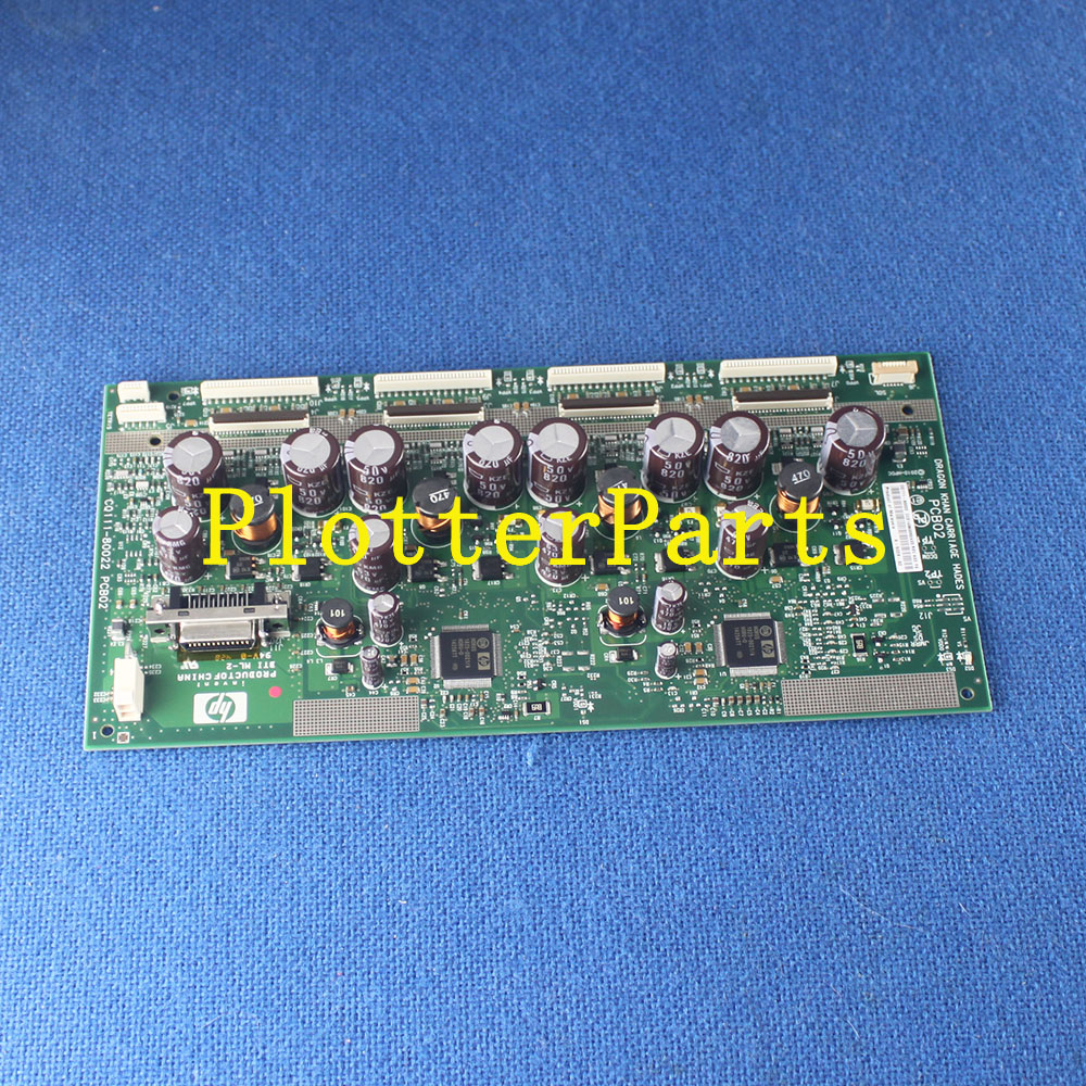 CQ109-67034 Carriage PCA board for HP Designjet T7100 Z6200 original new image