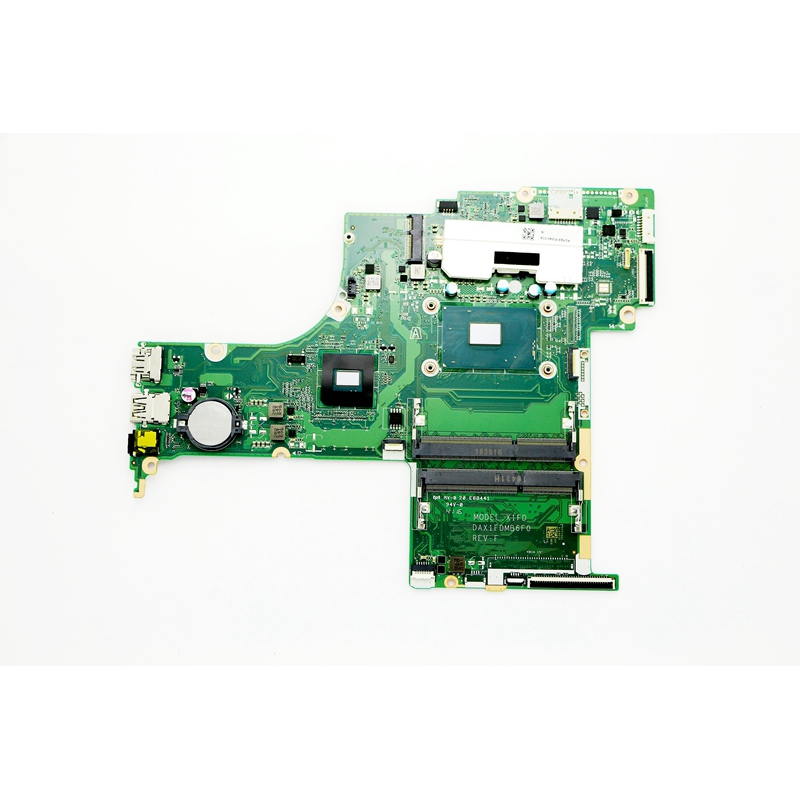 835869-601 DAX1FDMB6F0 Laptop Motherboard W/ I7-6700HQ CPU For HP Envy 17T-S 17T-S100 Series