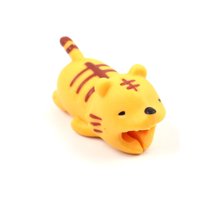 HTB1yUP NFYqK1RjSZLeq6zXppXa9 FFFAS Japan USB Cable Bite Cellphone Decor Animal Protector Organizer Charger Wire Head Winder for Iphone 7 8 X Plus Wholesale