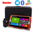 "8"" WIN10 Car Diagnostic Tablet + Vpecker WIFI Easydiag OBD2 Diagnostic Scanner Full Set With Toolbox Case"