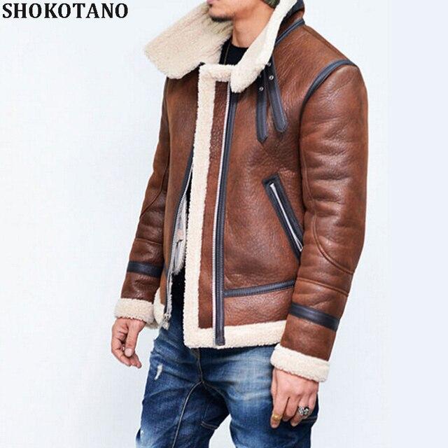 e8e8feace3a2 SHOKOTANO Fashion Men Winter Jacket Male Brand Clothing Jacket High-quality  Thick Warm Winter Coat Male Jacket For Men Coat